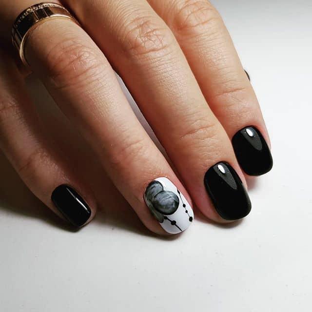 Flowers on the Ring Finger