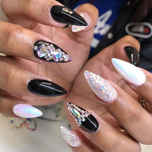 Glitter, Rhinestones, Bling, and Stilettos