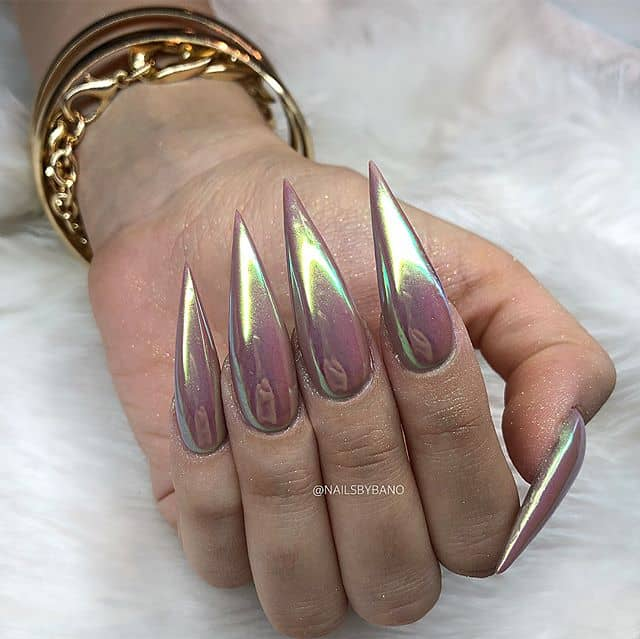 Stunning Stiletto She-Claws