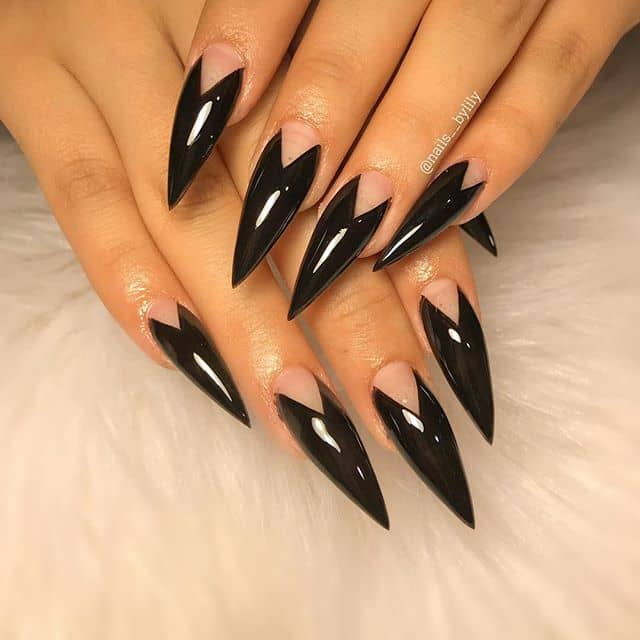The Little Black Dress for your Fingers!