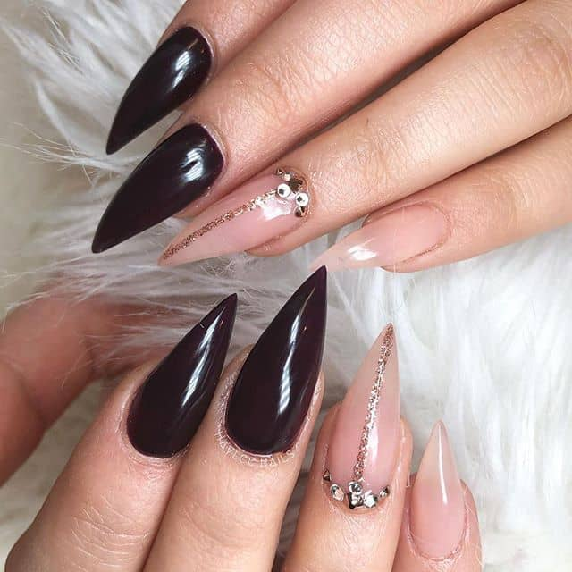 The Cute and Proper Posh Aesthetic Nails