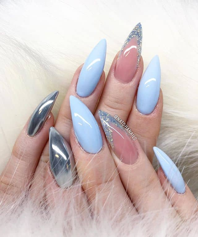 Sparkling Ice Queen Claws