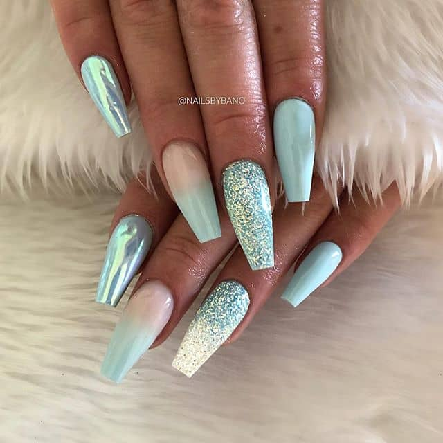 50 Epic Metallic Nail Design Ideas That Are Incredibly Envy-Worthy
