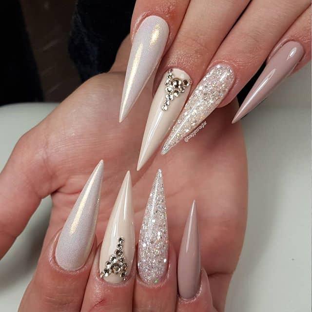 Perfect Prom Pointy Design Idea