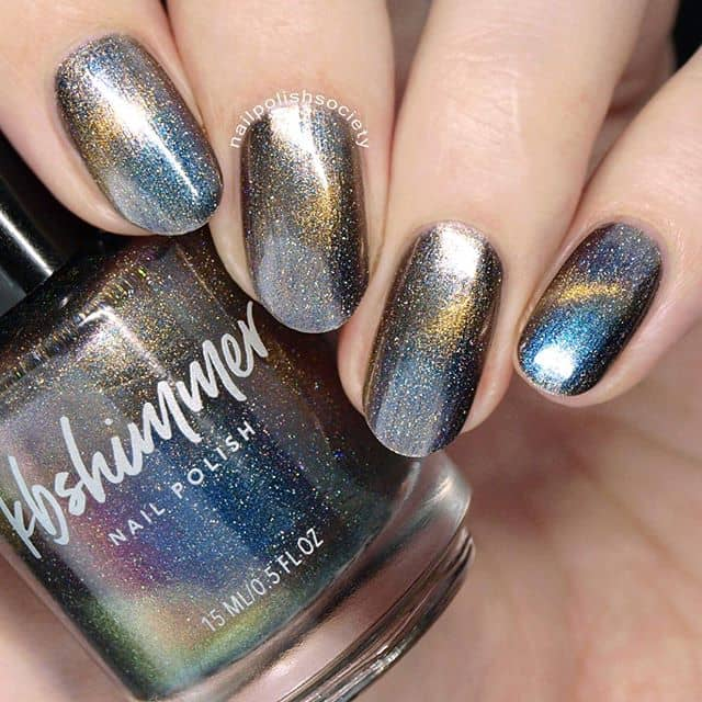 Out of This World Galaxy Chrome