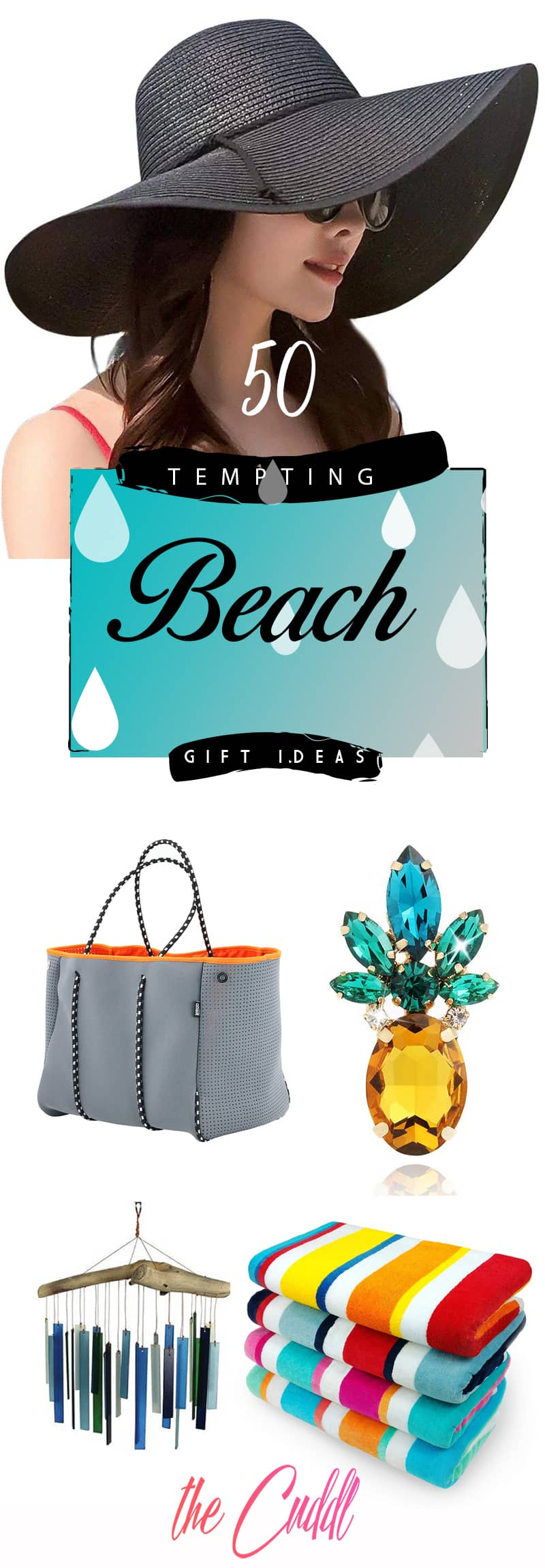 50 of the Top Beach Gifts for Any Ocean Lover