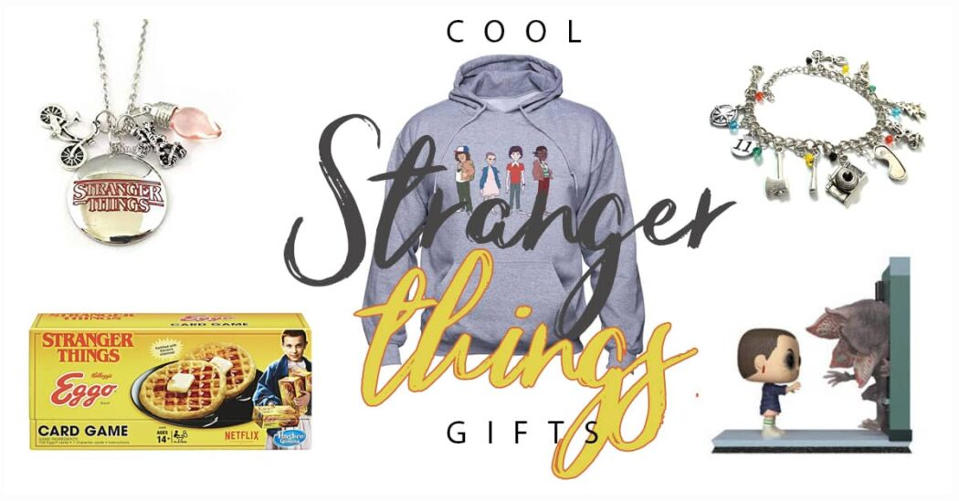 50 Cool 'Stranger Things' Gift Ideas That Every Fan Will Love