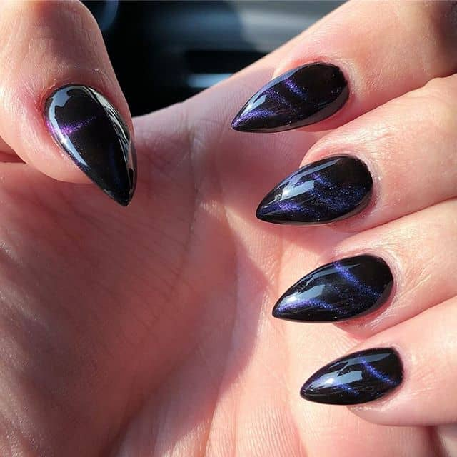 I am Your Best Dream…and Your Worst Nightmare More-than-Black Nails