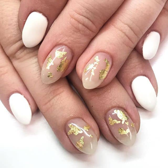 White and Translucent Nails Highlight Skin Color