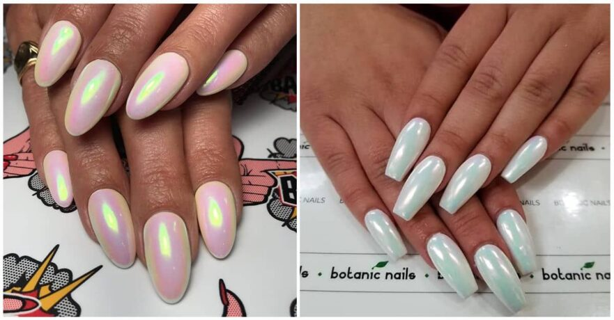 50 Beautiful Prom Nails for Your Big Night