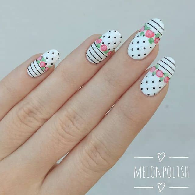 Cute Stripes and Polka Dots