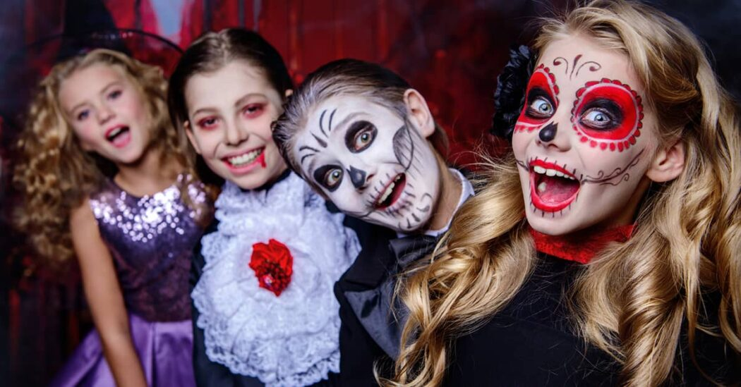 Funny Halloween costume ideas for kids