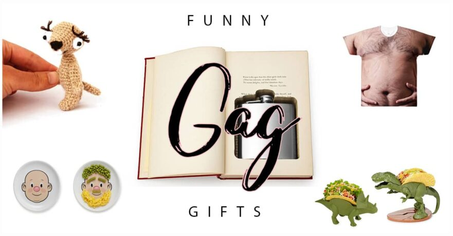 50 Gag Gifts That Will Be the Talk of Any Party