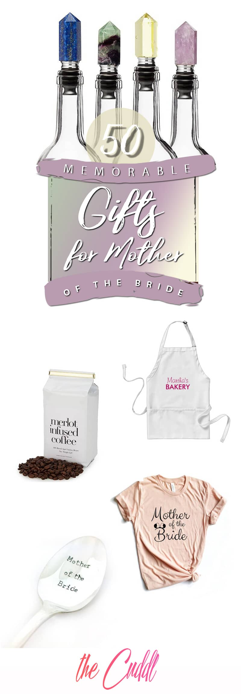 50 Memorable Mother Of The Bride Gifts To Make Her Feel