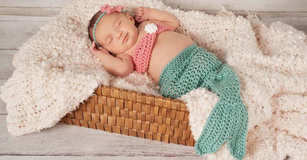 Girl mermaid outfits