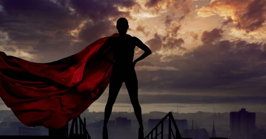 Superhero costume outfit ideas for guys