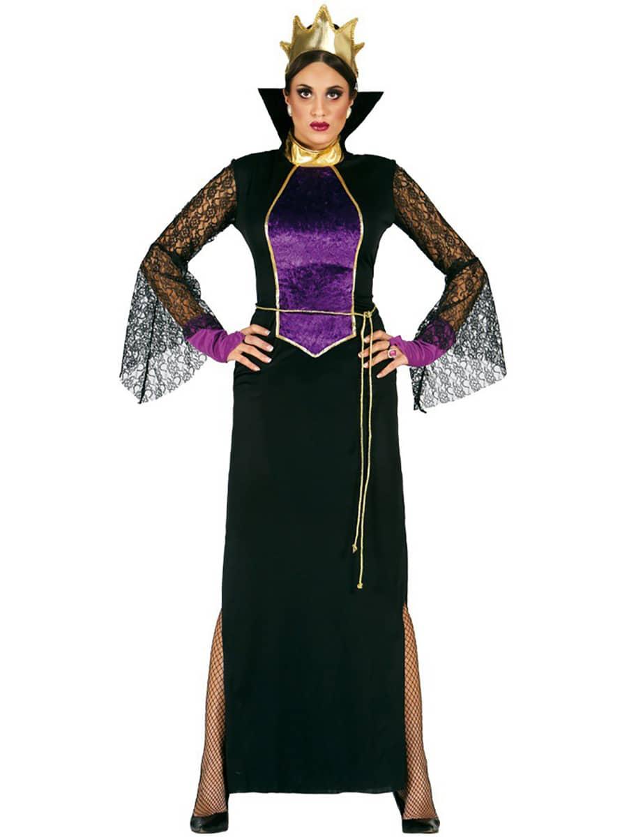 Disguise Fuchsia-Purple Iridescent Hooded Robe Adult