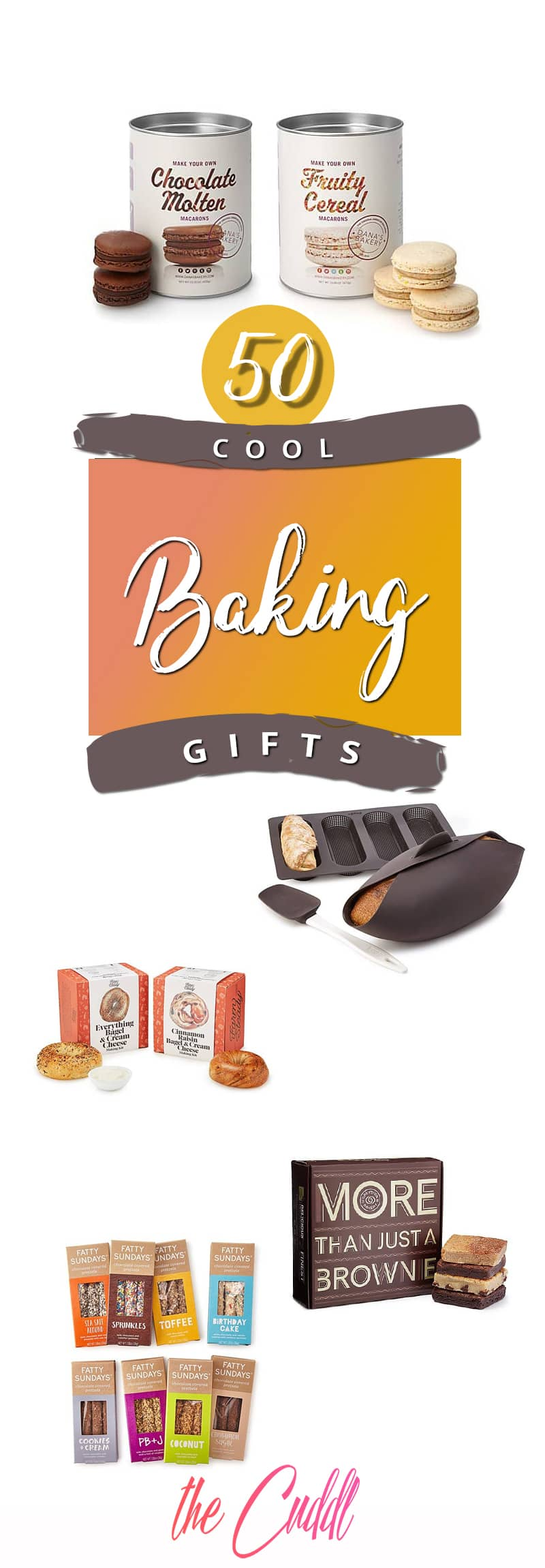 50 Irresistible Gifts for Bakers who Deserve to Treat Themselves