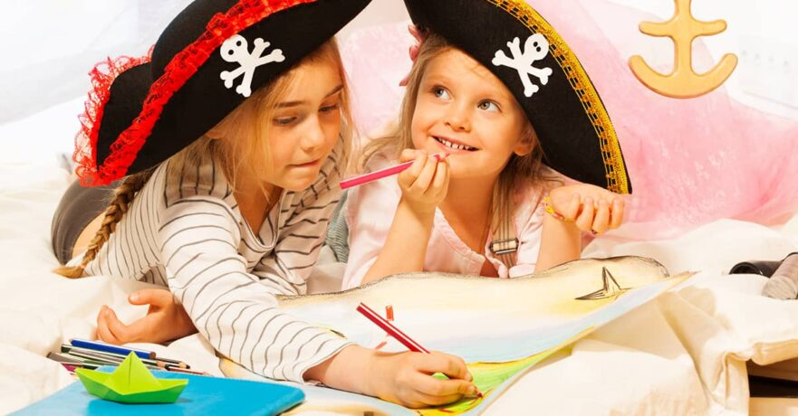 Best Halloween Pirate costume ideas for kids