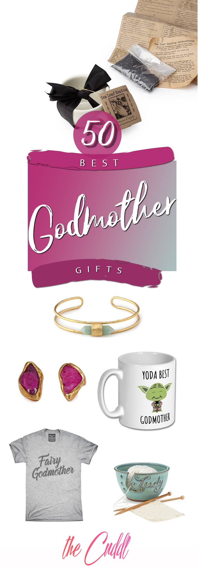 50 Top Presents for the Godmother in Your Life