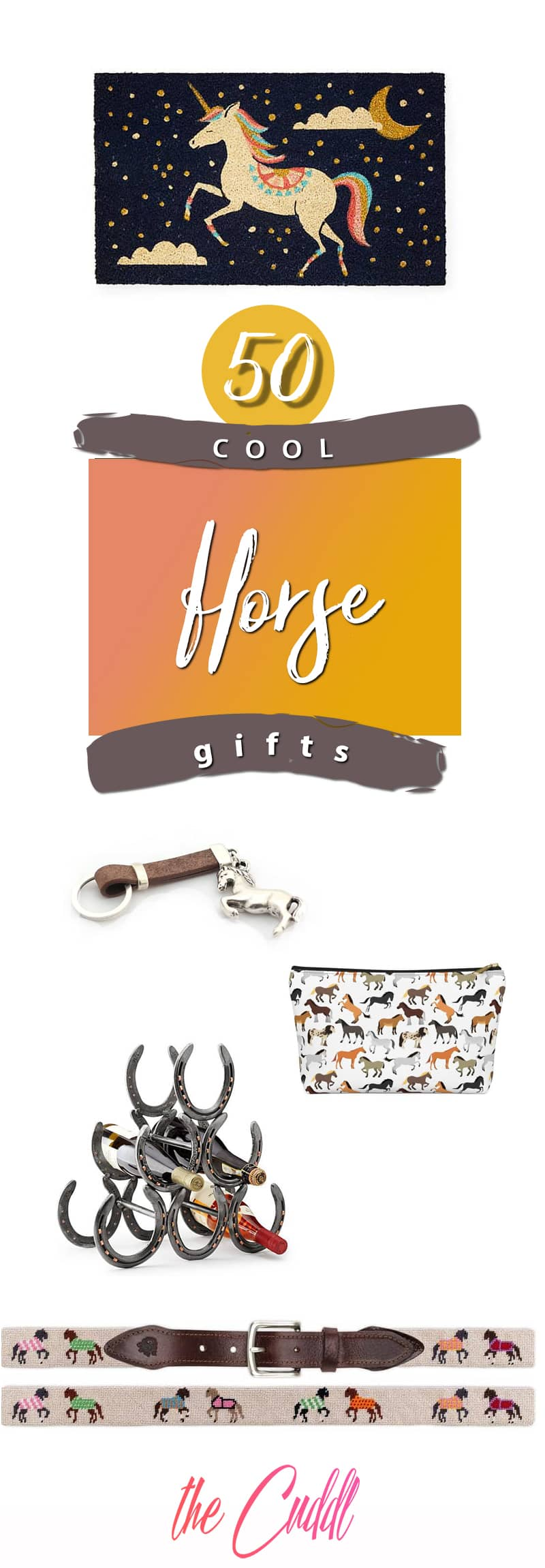 50 Amazing Gifts for Horse Lovers You Love