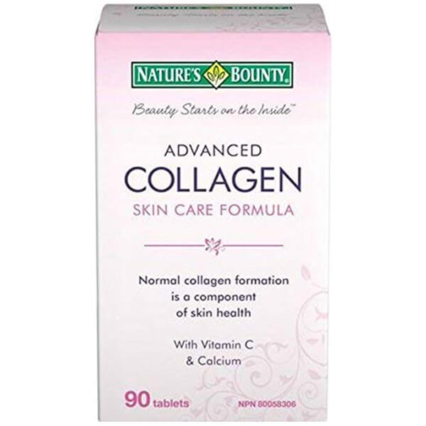 Nature's Bounty Advanced Collagen